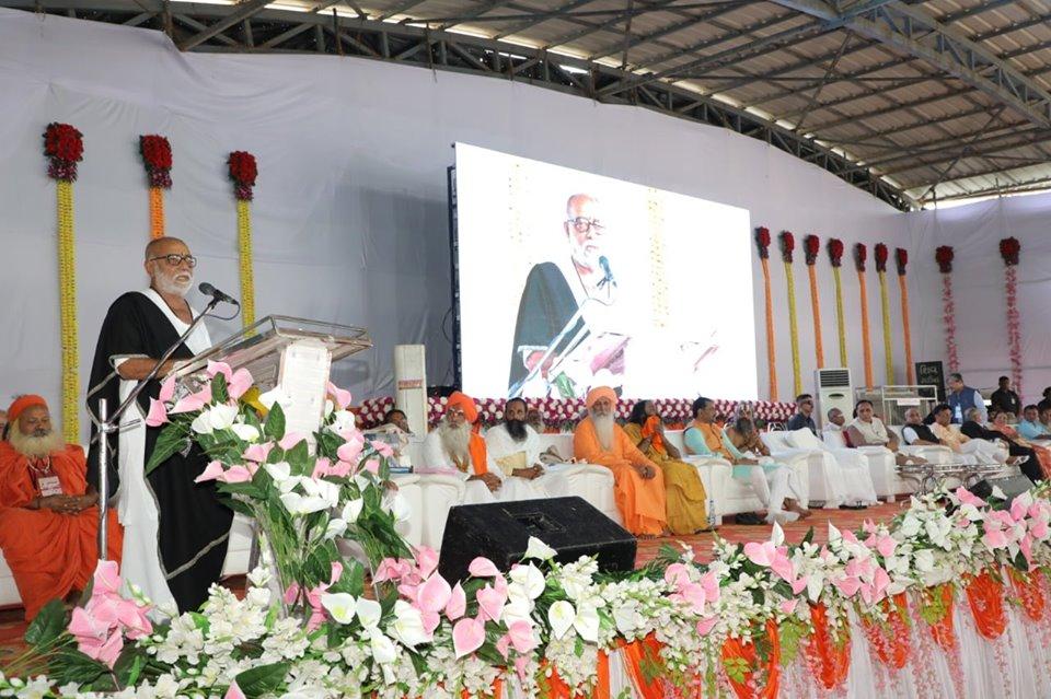 મહાત્મા ગાંધી આરોગ્ય મંદિર-રાજુલાના નવા બિલ્ડીંગનાં બાંધકામનું ખાતમુહૂર્ત કાર્યક્રમ